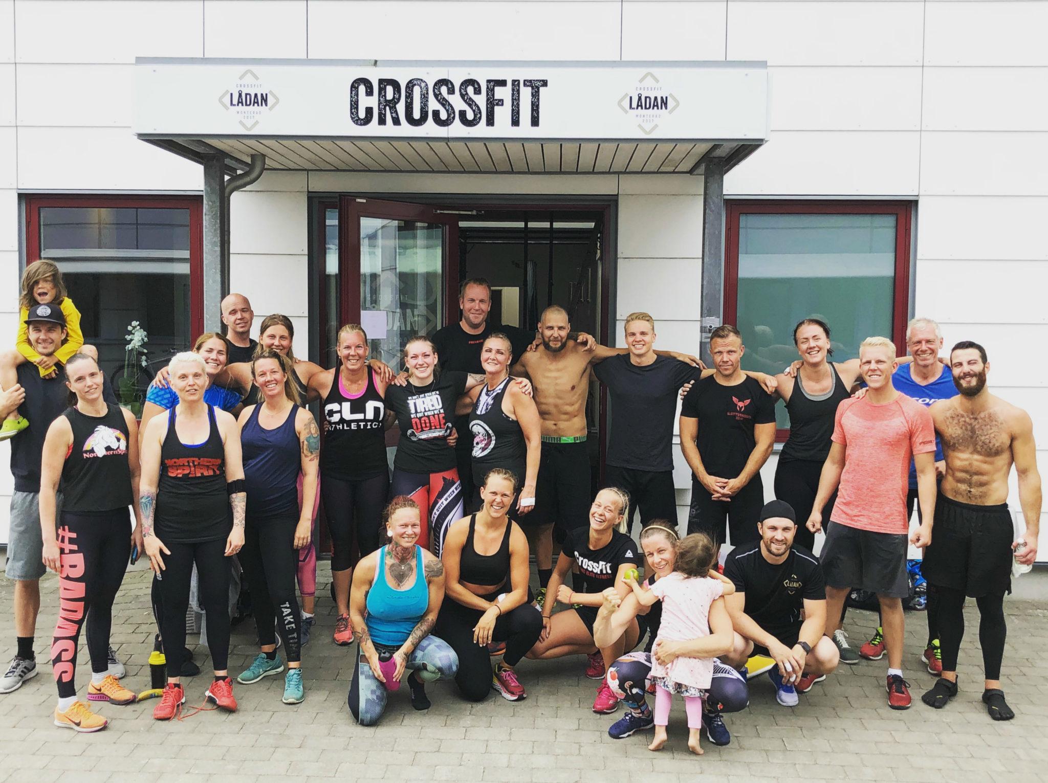 Lådan CrossFit